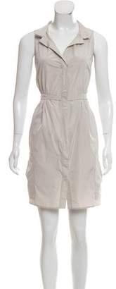 Schumacher Sleeveless Mini Dress