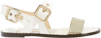 Jimmy Choo Astrid Buckle Sandals