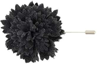 Lanvin flower brooch