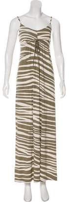 Tommy Bahama Printed Sleeveless Maxi Dress w/ Tags