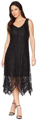 Taylor Sleeveless Lace Maxi Dress Women's Dress