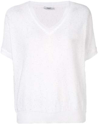 Peserico knitted T-shirt