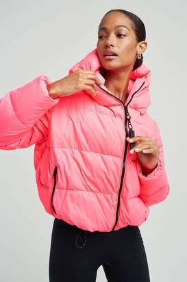 Bacon Cloud Neon Pink Jacket