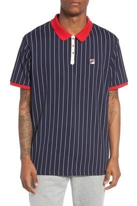 Fila USA Snap Polo Shirt