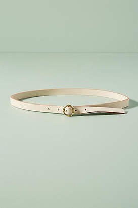 Anthropologie Thea Skinny Belt