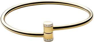 Miansai White Sapphire Pillar Cuff Bracelet