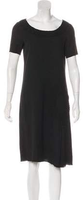Viktor & Rolf Short Sleeve Knee-Length Dress