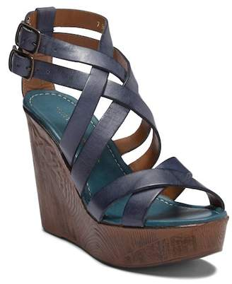 Very Volatile Ultimate Platform Wedge Sandal