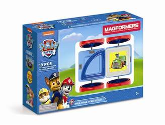 Magformers MAGFORMERS PAW PATROL ON A ROLL VEHICLE 19 SET
