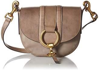 Frye Ilana Harness Small Saddle Crossbody Bag