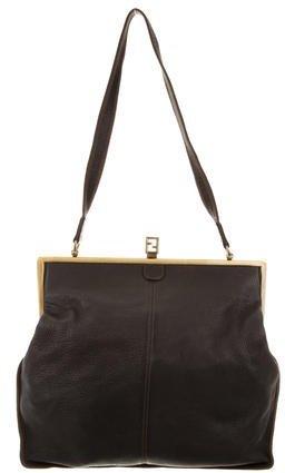 FendiFendi Frame Shoulder Bag