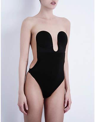 Fashion Forms U plunge stretch-jersey body