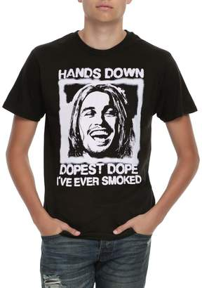 Express Animation Shops Pineapple Hands Down Dopest Dope T-Shirt