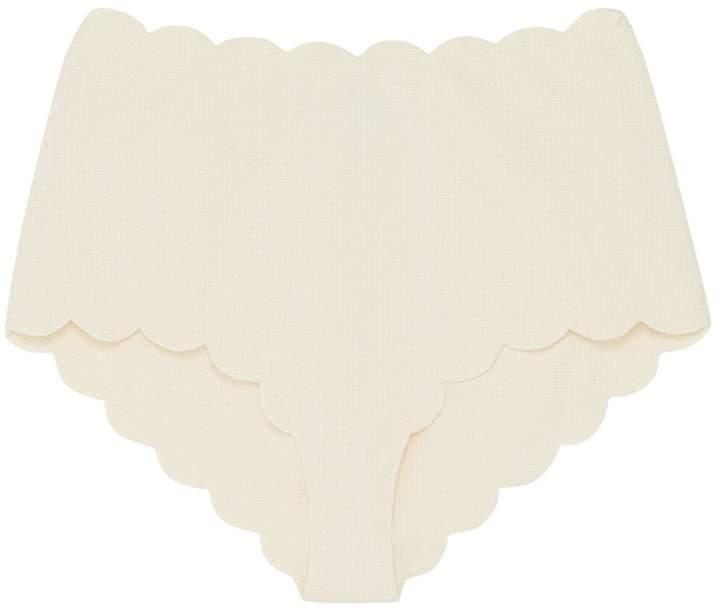 'Santa Monica' scalloped bikini bottoms