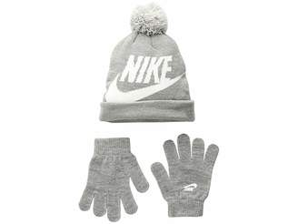 648bbab6a5c Nike Swoosh Pom Beanie Gloves Set (Little Kids Big Kids)