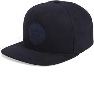 Brixton Wheeler Logo Patch Cap