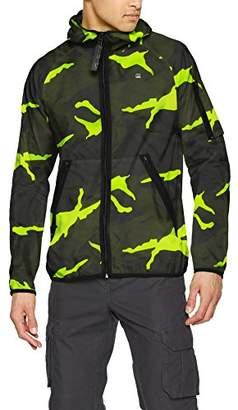 G Star Men's Strett HDD Overshirt Jacket