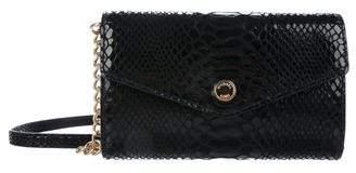 Michael Kors Embossed Leather Crossbody Bag