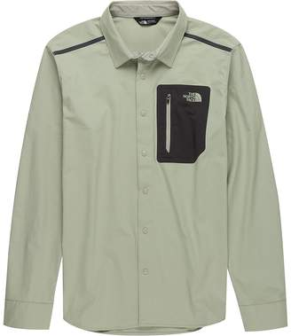 The North Face Alpenbro Long-Sleeve Woven Shirt - Men's