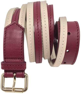 See by Chloe Multicolour Leather Belts