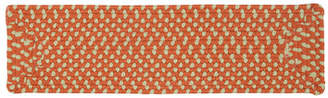 Bay Isle Home Marathovounos Tangerine Stair Tread (Set of 13)