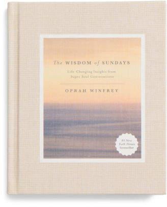 The Wisdom Of Sundays Book