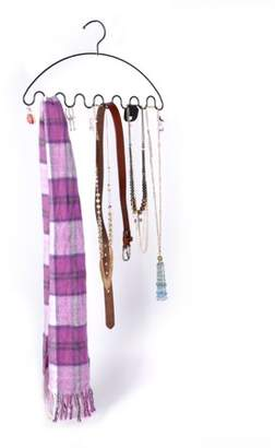 Just Solutions 2 PACK Accessory Organizer for Scarves, Belts, Ties, Beads, and other Accessories
