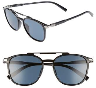Salvatore Ferragamo Double Gancio 54mm Polarized Sunglasses