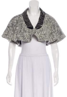 Doo.Ri Sequin Short Sleeve Bolero
