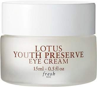 Fresh Women's Lotus Youth Preserve Eye Cream