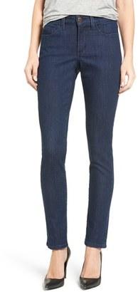 Petite Women's Nydj Alina Stretch Skinny Jeans $99 thestylecure.com
