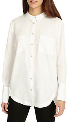 Phase Eight Arabela Shirt, Cream