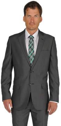 Apt. 9 Men's Slim-Fit Black Pindot Suit Jacket