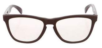 Oakley Mirrored Wayfarer Sunglasses