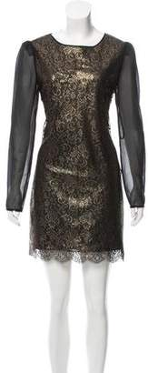 Ted Baker Lace Mini Dress
