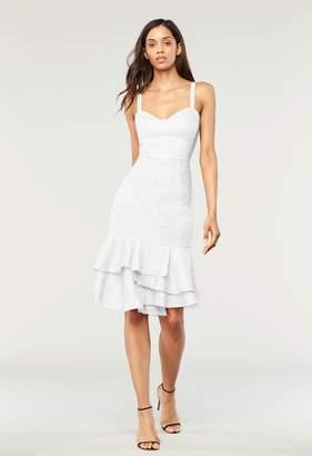 Milly ITALIAN LINEN KENDAL DRESS