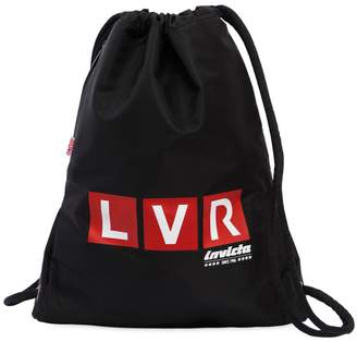 Invicta Lvr Editions Sakky Nylon Backpack