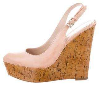 Jean-Michel Cazabat Pointed-Toe Platform Wedges