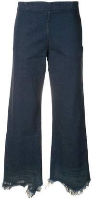 Rachel Comey frayed hem jeans