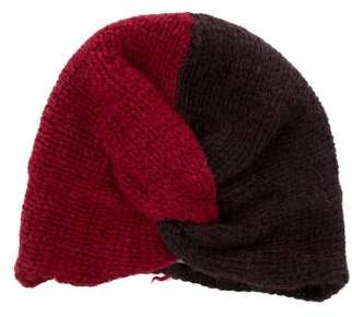 Eugenia Kim Wool Rib Knit Hat