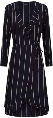 Rails Priya Wrap Midi Dress