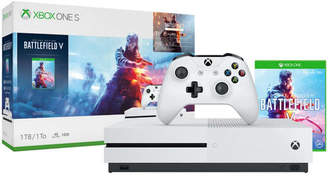Xbox One S Console + Battlefield V Gaming Gift Set