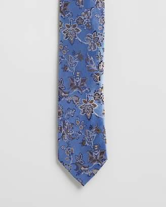 Ted Baker Deso Floral Silk Tie
