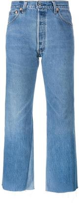 Re/Done 'Leandra' jeans