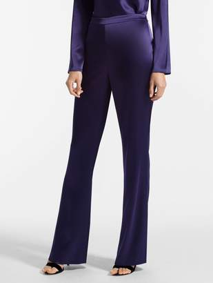 St. John Lightweight Liquid Satin Pant