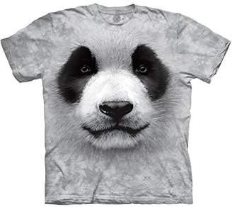 The Mountain Big Face Panda T-Shirt, 4