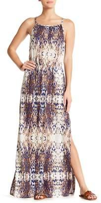 LAmade Double Slit Maxi Dress
