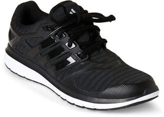 adidas Black & Grey Energy Cloud V Running Sneakers