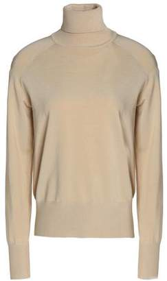 Ganni Knitted Turtleneck Sweater