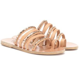 Ancient Greek Sandals Niki Chains leather sandals